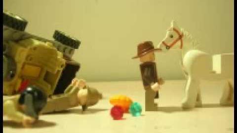 Lego Indiana Jones - Bad Story