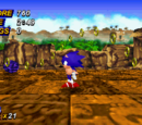 Sonic Saturn screenshots