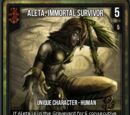 Aleta, Immortal Survivor