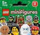 71002 Minifigures Série 11
