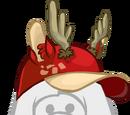 Gorra de Ciervo Rojo