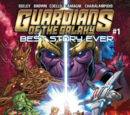 Guardians of the Galaxy: Best Story Ever Vol 1