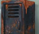 Mr. Krabs' Navy Locker