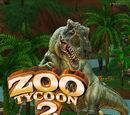 Zoo Tycoon 2: Dino Danger Pack animals