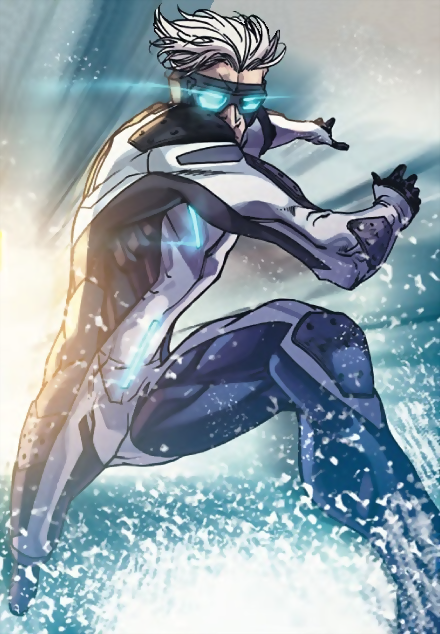 Pietro Maximoff (Earth-616) from Avengers Millennium Vol 1 1 001