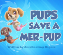 Pups Save a Mer-Pup's Pages