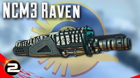 NCM3 Raven (New Conglomerate MAX Weapon) - PlanetSide 2 Review