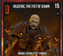 Hilderic, The Fist of Dawn