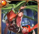 Red Kunoichi