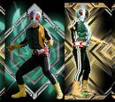 Evil Kamen Riders
