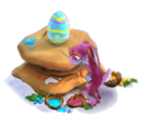 Egg Painting Station
