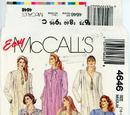 McCall's 4646 B