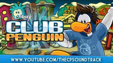 Club Penguin Music OST Soundtrack- Puffle Party - Puffle Party (Igloo Music 2014)