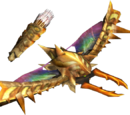 MH4U Bow Renders