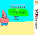Starfishman: Theme Park Of TERROR!
