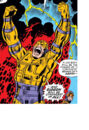 Gregory Gideon (Earth-616) in biological shell from Fantastic Four Vol 1 134.jpg