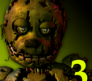 Five Nights at Freddy's 3 ( Portatil )