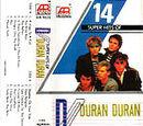 14 Super Hits of Duran Duran