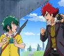 Basara Kurochi/Friendship