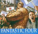 Fantastic Four (Volume 1) 539