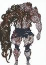 BIOHAZARD REVELATIONS 2 Concept Guide - Monster Neil concept art 2.png