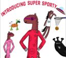 Super Sporty Series by Ellie Firestone