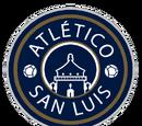Plantel Atlético San Luis