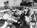 Marines digging in on June 15th, Saipan 1944.jpg
