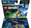 71214 LEGO Movie Benny Fun Pack