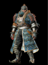 MHO-Velocidrome Armor (Blademaster) (Male) Render 001.png