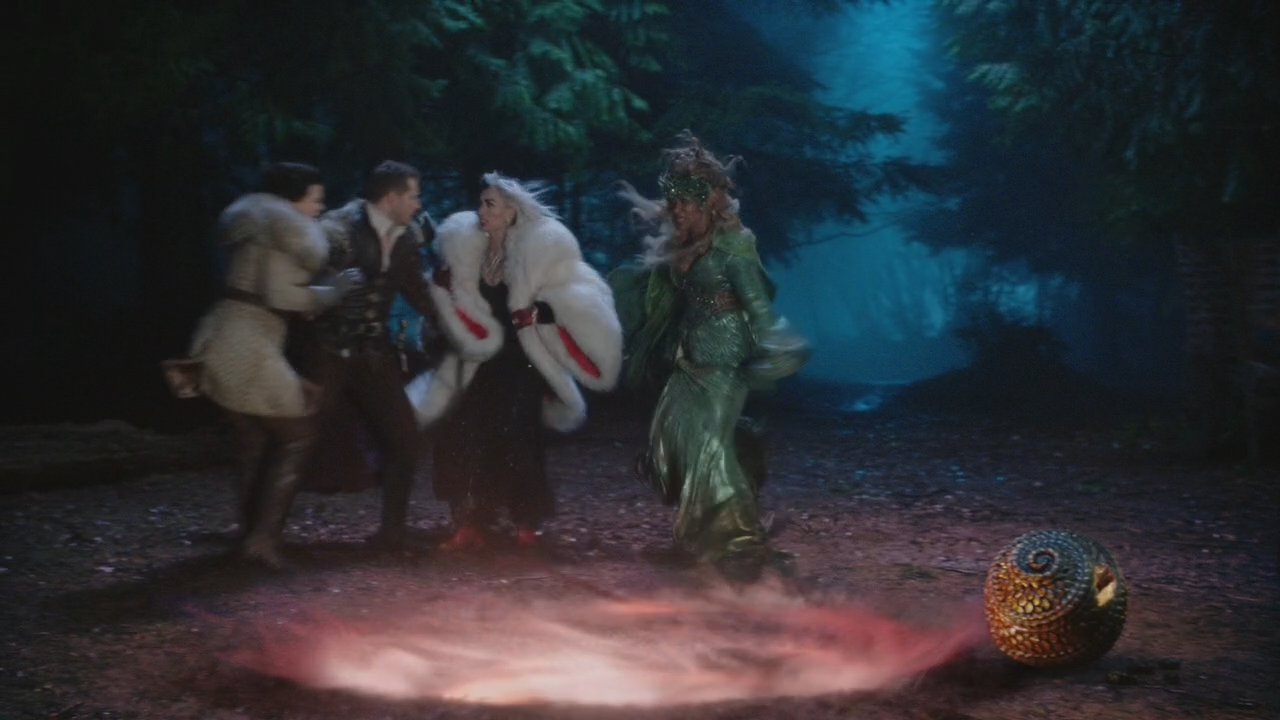 4x16 wiki once upon a time - Blanche neige et son prince ...