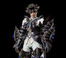 MHO Gunner Armor Set Renders