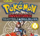 HeartGold & SoulSilver volumes
