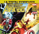 New Avengers: Ultron Forever Vol 1 1