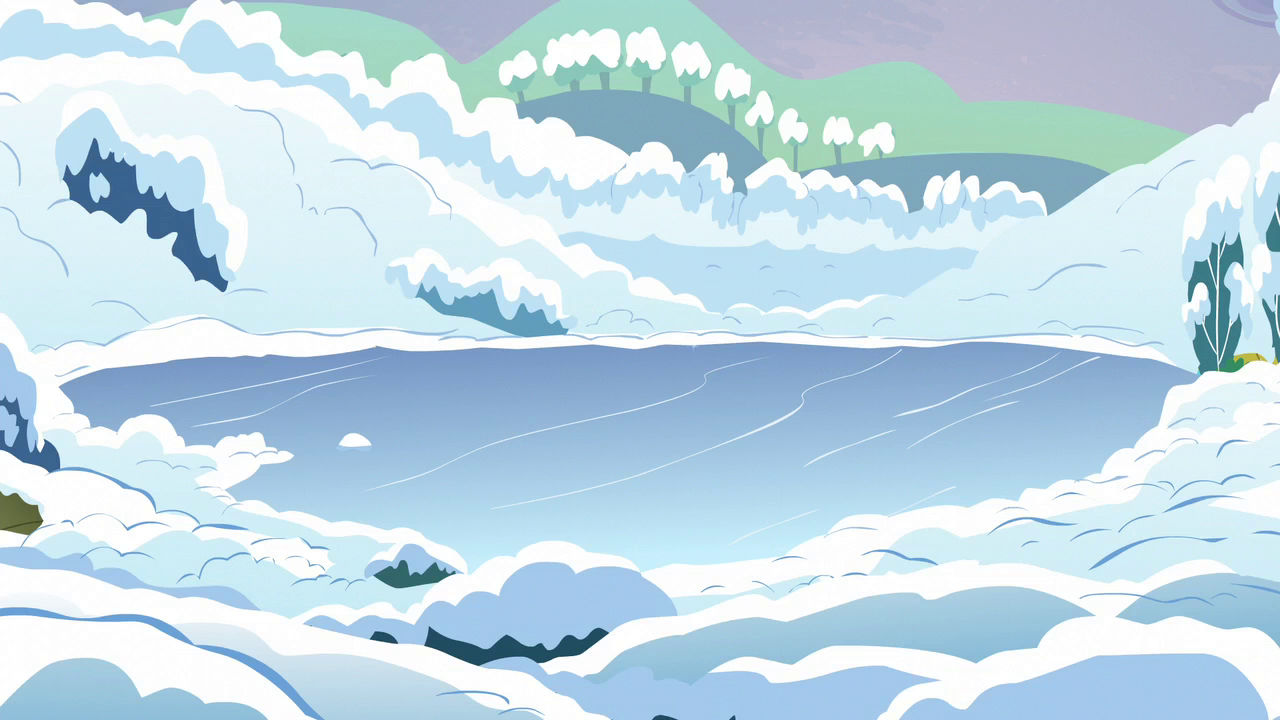 Image - Frozen lake S5E5.png - My Little Pony Friendship ...