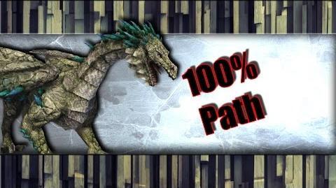 Shattered Rage Flight Path 100%