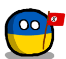 Nazi Ukraineball