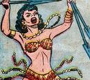 Halure/Pantha (Rulah, Jungle Goddess)