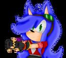 Sam The Hedgehog