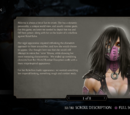 Conceptual:Mileena (MKX)