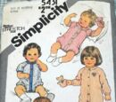 Simplicity 5431 B