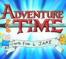 Episodio de Hora de aventura : Dimenciones paralelas