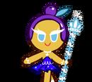 Skating Queen Cookie