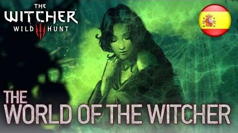 The Witcher 3 Wild Hunt - PS4 XB1 STEAM - The World Of The Witcher (Spanish Trailer)