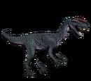 Dilofozaur - domyślna skórka