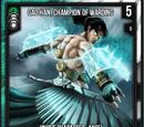 Gao Han, Champion Of Warding