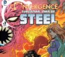 Convergence: Superman: The Man of Steel Vol 1 2