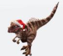 Holiday Giganotosaurus