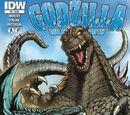 Godzilla: Rulers of Earth Issue 2