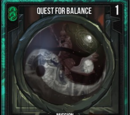 Quest for Balance